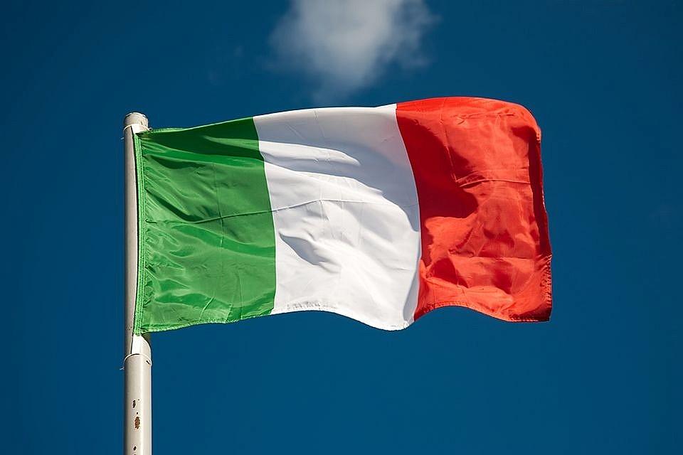 Перевозка груза в Италию